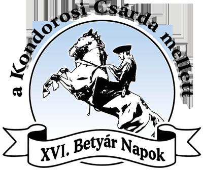 15-Betyar-napok-lovas logo